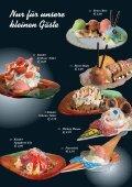 Unsere neue Speisekarte mit Eis, Waffeln, Crêpes ... - bei San Marco - Page 3