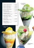 Unsere neue Speisekarte mit Eis, Waffeln, Crêpes ... - bei San Marco - Page 4