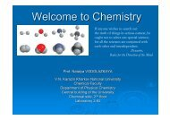 Lecture 1 Medical Chemistry