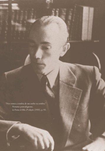 Um poeta à sombra da estante - Academia Brasileira de Letras