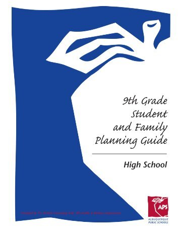 9th Grade Student and Family Planning Guide High School