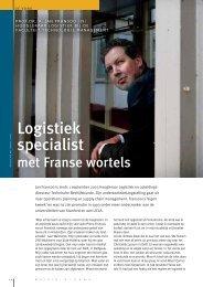 Logistiek specialist - Technische Universiteit Eindhoven