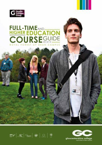 ROYAL FOREST OF DEAN CAMPUS - Study in the UK