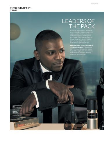 Leaders of the Pack - GQ Design Group