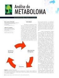 Metaboloma - Biotecnologia