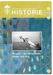 Penguin - en målsøkende rakett mot skip - Forsvarets ...