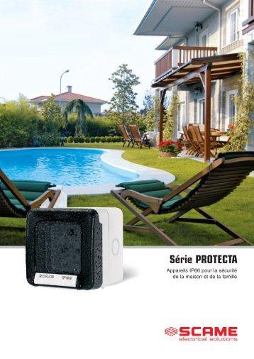 Série PROTECTA - Scame Parre S.p.A.