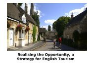 Realising the Opportunity, a Strategy for English ... - Harold Goodwin