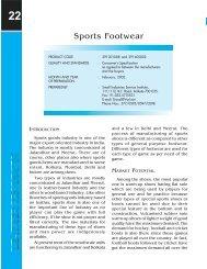 Sports Footwear - Dc Msme