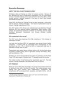 Skills and Training Survey 2007 - Industry Training Federation - Page 2