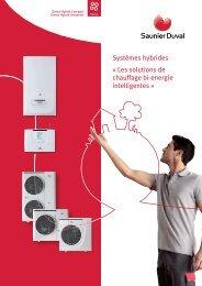 Systèmes hybrides « Les solutions de chauffage bi ... - Energia