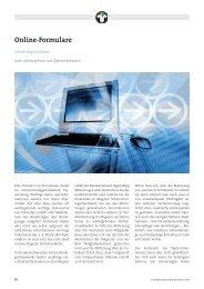 Online-Formulare - Bundesverband des Schornsteinfegerhandwerks