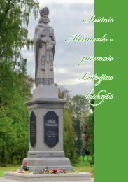 Svētais Meinards - Ogres un Ikšķiles tūrisma attīstības aģentūra