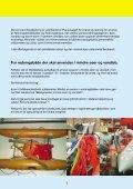 Sikkerhed ved sejlads med redningsbåde - BAR transport og engros - Page 3