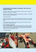 Sikkerhed ved sejlads med redningsbåde - BAR transport og engros - Page 7