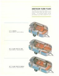 Floor Plans - Airstream