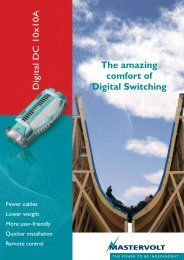 The amazing comfort of Digital Switching