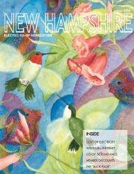 August 2006 Newsletter - NHEC!