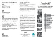 Flyer Cleansing-Classes.indd - Christus Centrum Tostedt