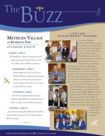 Methuen Village - Senior Living Residences