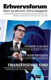 Erhvervsforum 02-04-08 (PDF) - Realdania Debat