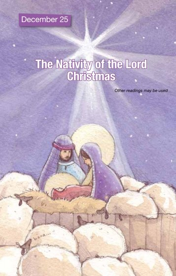 The Nativity of the Lord Christmas
