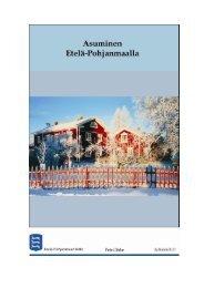 Julkaisu pdf-muodossa - Etelä-Pohjanmaan liitto