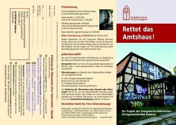 Faltblatt Amtshaus.cdr - Doberaner Münster