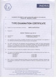 m TYPE EXAMINATION CERTIFICATE - Schneider Electric