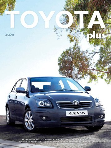 Toyota Plus 02/2006.pdf - Hat Auto AS