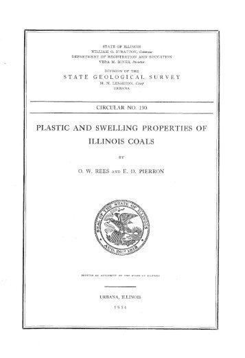 circular no. 190 0. w. rees and e. 11. ?xerron - University of Illinois at ...