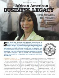 African-American Business Legacy - Forbes Special Sections