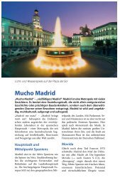 Mucho Madrid