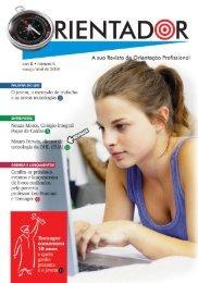 ORIENTADOR - A sua Revista de Orientação Profissional - OPEE