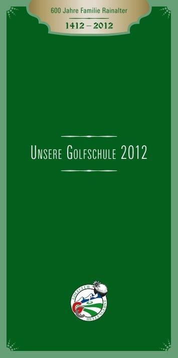 Das komplette Angebot als PDF zum Download - Golfclub Hellengerst