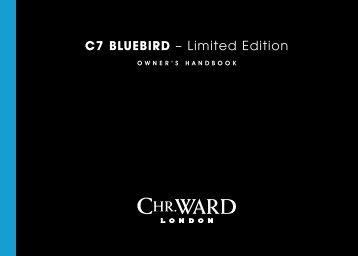 C7 BLUEBIRD – Limited edition - Christopher Ward