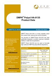 DMPA Polyol HA-0135 Product Data - Farbeundlack.de