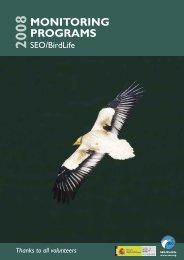 Maquetación 1 - SEO/BirdLife