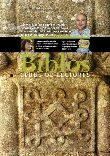 CLUBE DE LECTORES - Biblos