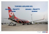 March 2011 - Turkish Airlines