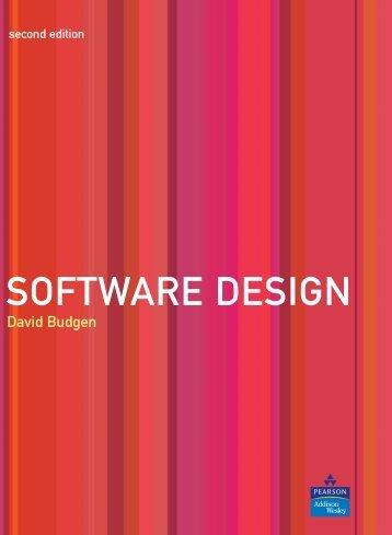 Software Design 2e - DIM