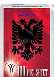 DIE SONNE - Albinfo.ch