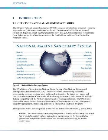 introduction - Olympic Coast National Marine Sanctuary - NOAA