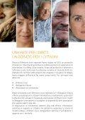Per i diritti dei cittadini una rete a - Cesvot - Page 3