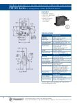 Ultra Sensitive Pressure and Vacuum Switches ... - Marktechnical.nl - Page 4