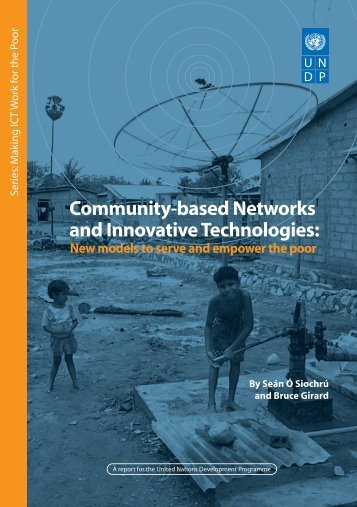 Community-based Networks and Innovative Technologies: New ...