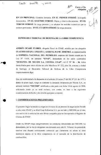 U^'Ñ¿ - Concurso Publico TDLC