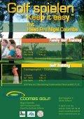 Teilnehmerzahl: mind. 4 Personen Inhalt - Golfclub Gifhorn e.V. - Seite 2