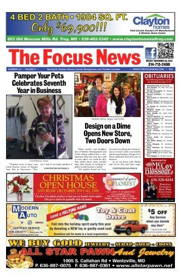 (636) 528-8244 - The Focus News