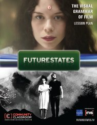 Lesson plan - FutureStates